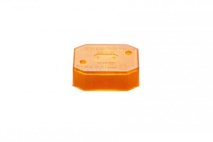 Ersatzglas Seitenmarkierungsleuchte Aspöck Flexipoint 1 gelb