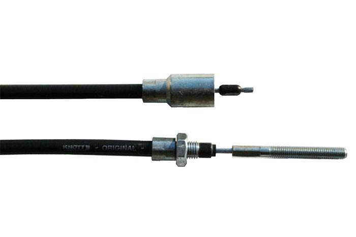 Knott Bremsseil Seilzug HL=1.430mm / GL=1.640 mm