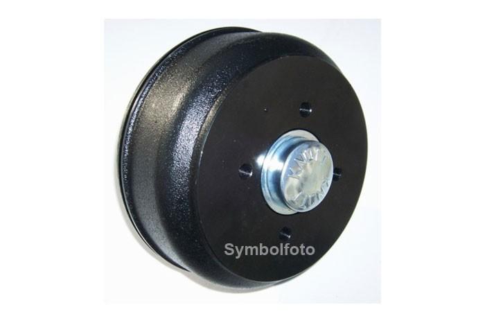 Bremstrommel Bremsnabe Knott 200x50 Kompaktlager 34/64 x 37 mm Radanschluss 4x100