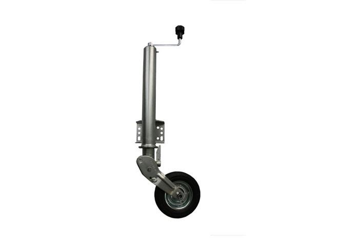 Automatik Stützrad Knott ATK60 225x65 mm verstärktes Rad, Stützlast 350 kg