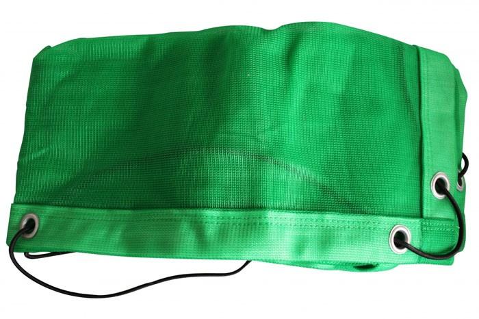 Feinmaschiges Abdecknetz mit Gummischnur 3,00 m x 4,50 m