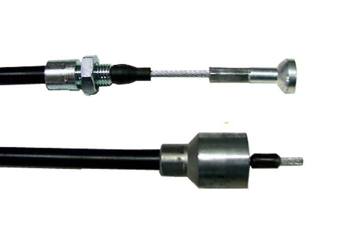 Anhänger Bremsseile Bowdenzug HL=770 mm / GL=966 mm passend für ALKO zur Schnellmontage