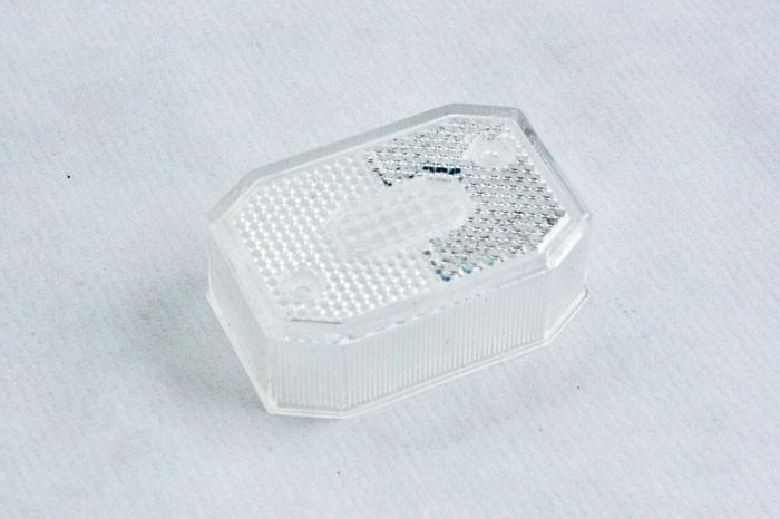 Ersatzglas Begrenzungs- Positionsleuchte Aspöck Flexipoint 1 weiss