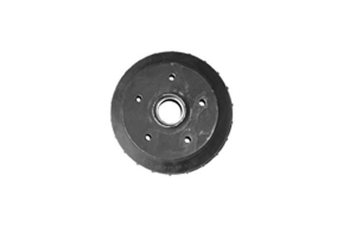 Bremstrommel Bremsnabe AL-KO 200x50 Kegelrollenlager Radanschluss 112x5