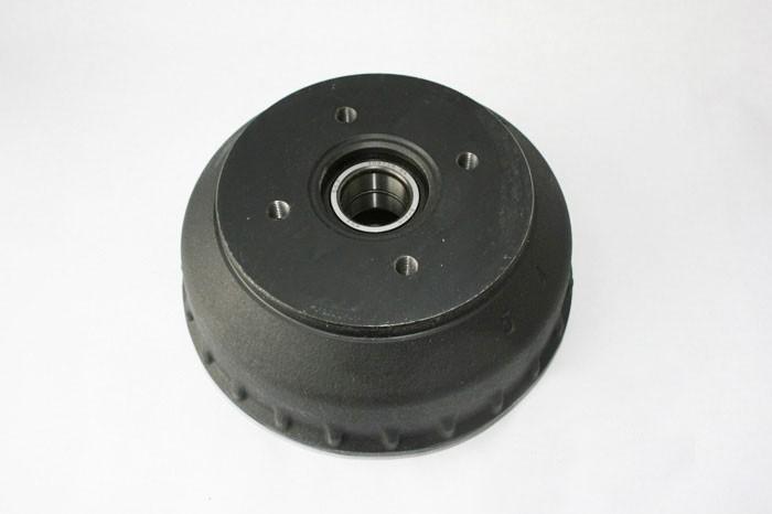 Bremstrommel Bremsnabe AL-KO 200x50 Kegelrollenlager Radanschluss 100x4