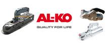 AL-KO Zugkugelkupplung bis 3.500 kg