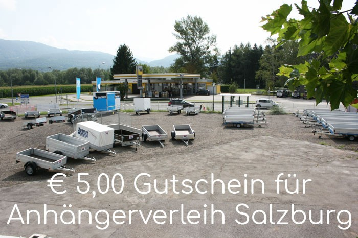 Anhängerverleih Salzburg